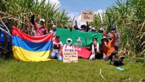 Foto: Minga Comunicativa Proceso de Liberación de la Madre Tierra