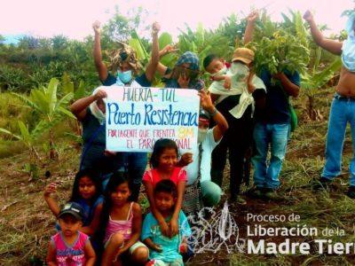 Fotografia: Minga Comunicativa del proceso de Liberación de la Madre Tierra.